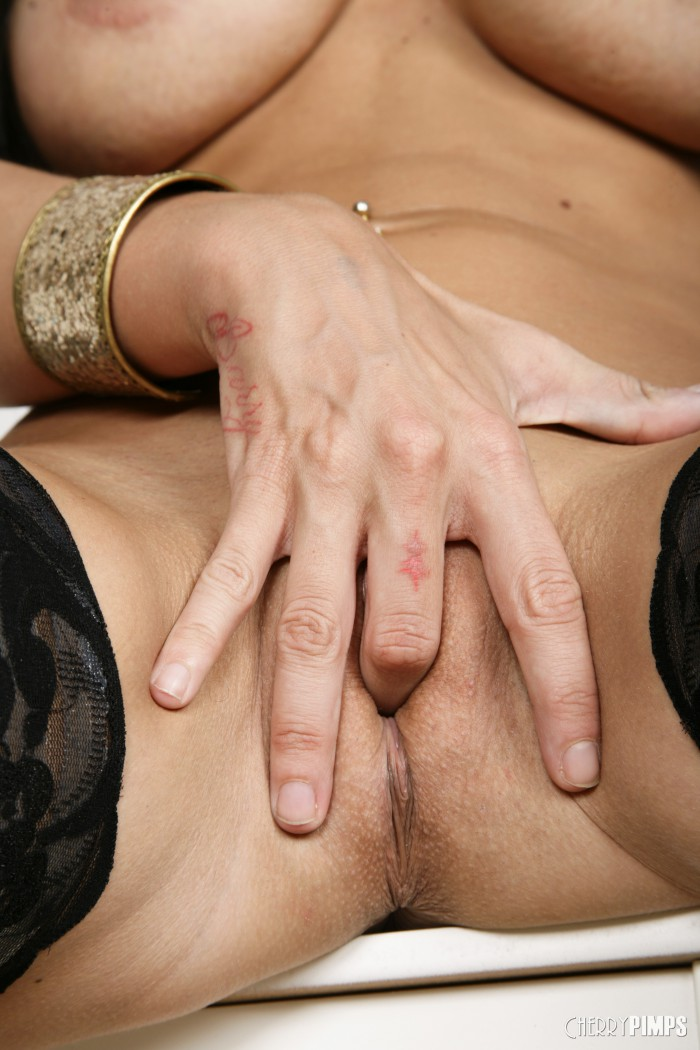 Brandy Aniston Fingering